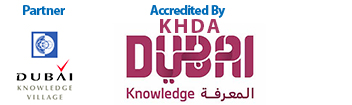 partner and accredited by - logos
